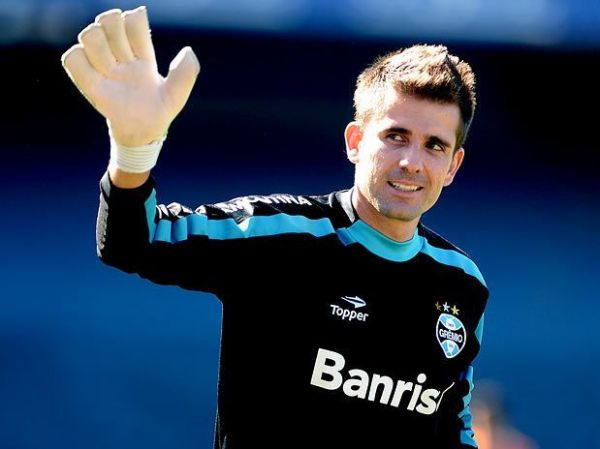 Grêmio vende goleiro Victor ao Atlético-MG por R$ 8 milhões
