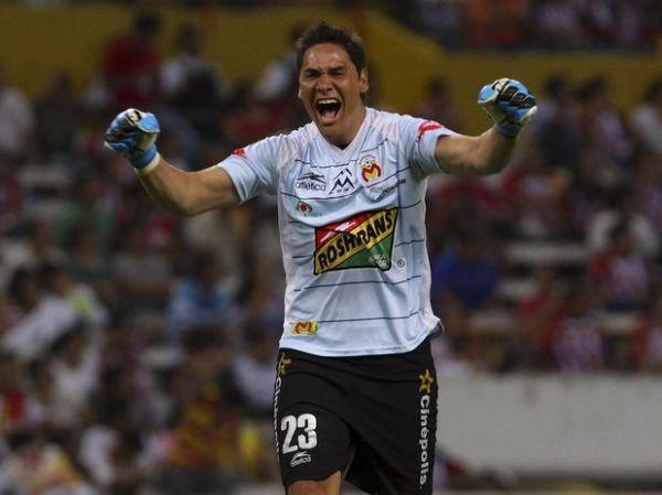 Goleiro mexicano sofre acidente e está em estado grave