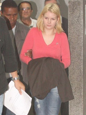 Ex-prostituta, esposa acusada de matar executivo temia perder a guarda da filha