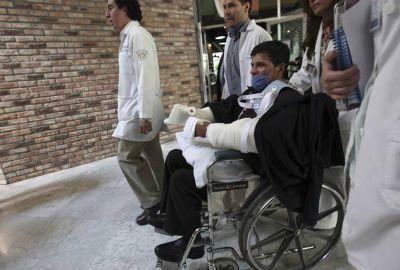 México realiza 1º transplante duplo de braços na América Latina