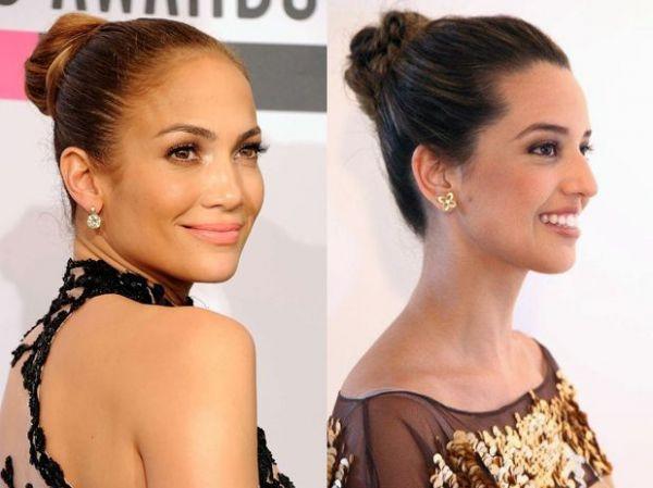 Jennifer Lopez inspira penteado; aprenda a fazer e vire diva
