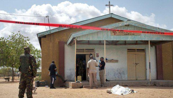 Ataques com granadas em duas igrejas matam 16 no Quênia