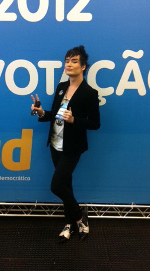 Ex-BBB Serginho, candidato a vereador, diz não ter
