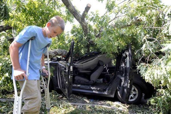Tempestade causada deixa 11 mortos nos EUA
