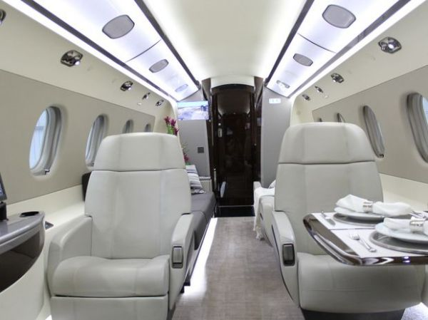 Embraer mostra como será novo jato de US$ 20 milhões