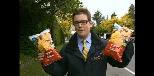 Estudantes são presos por roubar batatas fritas no Canadá