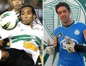 Coritiba e Palmeiras duelam hoje pelo título da Copa do Brasil