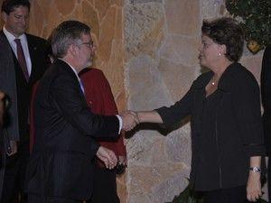 Marco Maia reúne Dilma e petistas em jantar para tratar das eleições