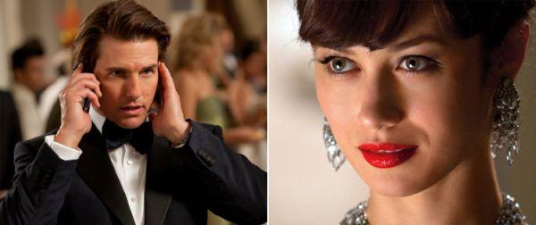 Tom Cruise estaria em clima de romance com atriz