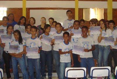 Escola vai concorrer ao Prêmio Darcy Ribeiro