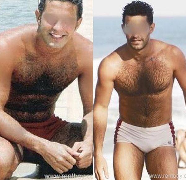 Lucas Malvacini e Iran Malfitano vão parar em site de garotos de programa gays