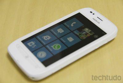 Nokia Lumia 710: nascido para ser seu primeiro Windows Phone