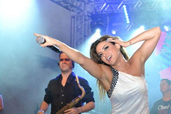 Alinne Rosa nega affair com Gusttavo Lima
