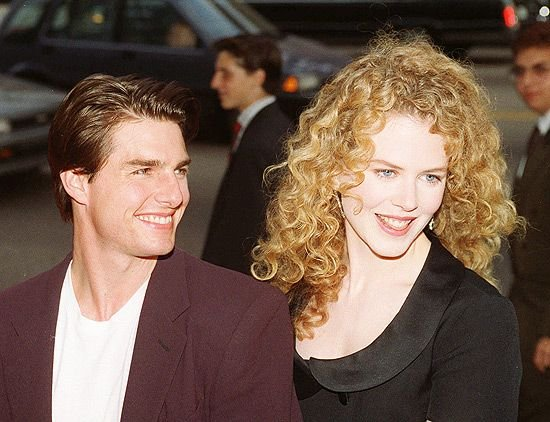 Até Nicole Kidman é envolvida na separação de Tom Cruise e Holmes