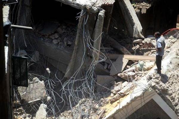 Desabamento de prédio de 11 andares mata ao menos 9