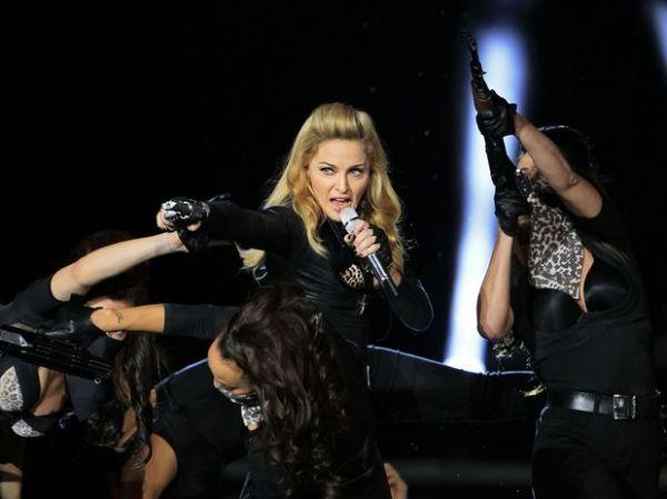 Partido de extrema direita francês processará Madonna por