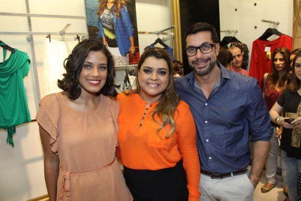 Preta Gil lança coleção especial de roupas para gordinhas