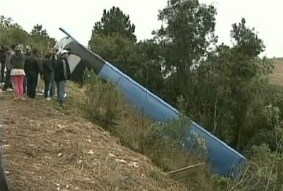 Piauiense está entre vítimas de grave acidente que aconteceu no Paraná