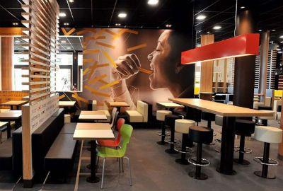 McDonald?s cria maior unidade do mundo para Olimpíadas de Londres
