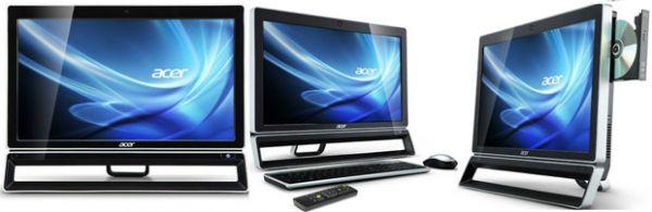 Acer lança novo tudo-em-um com processador Celeron
