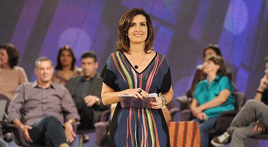 Fátima Bernades tem torcida contra até dentro da Globo
