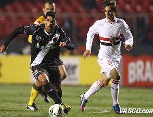 Vasco deve anunciar saída de Diego Souza nesta sexta-feira