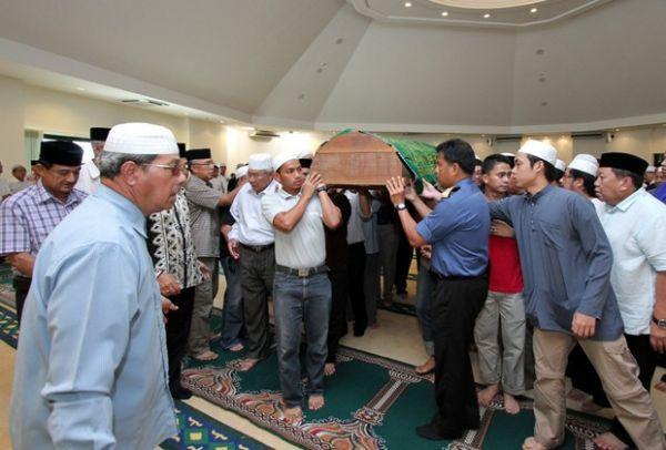 Acidente com Helicóptero militar em Brunei deixa 12 mortos