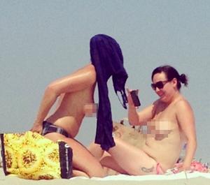 Popular usuário do Instagram é banido após publicar foto de mulheres nuas