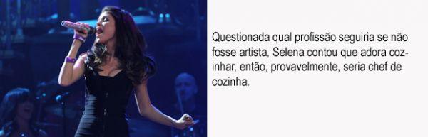 Selena Gomez: saiba 20 curiosidades sobre a estrela teen