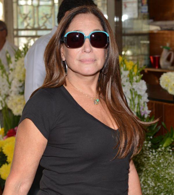 Susana Vieira diz: