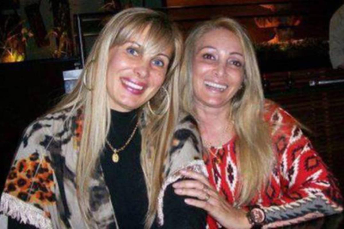 """Angela Bismarchi Ângela bismarchi diz ter dúvidas sobre a morte da irmã: """"se"""