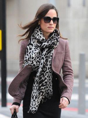 Kate Middleton tenta melhorar a imagem da irmã