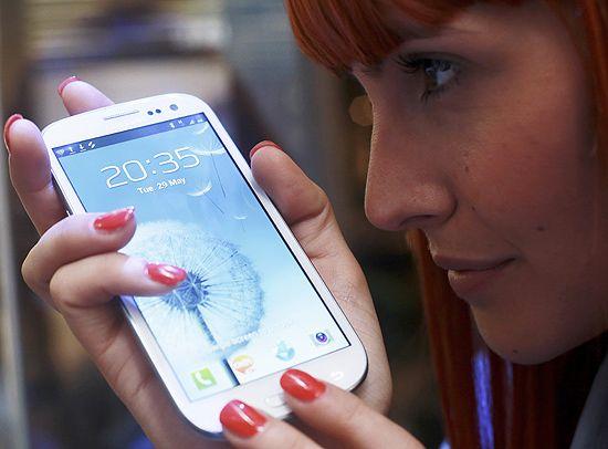 Samsung vende 10 milhões de smartphones Galaxy S 3 em dois meses