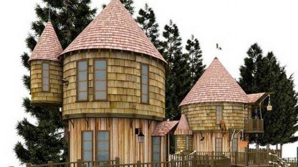 Autora de Harry Potter vai fazer casa de R$ 450 mil para filhos