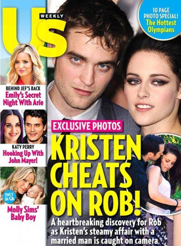 Kristen Stewart pede desculpas por traição: