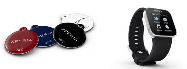 Sony começa a vender tag NFC e relógio inteligente no Brasil