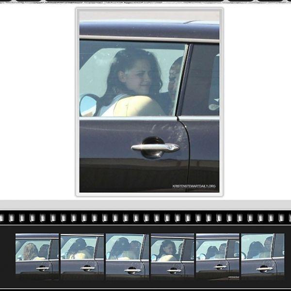 Mais fotos! Vazam novas imagens da traição de Kristen Stewart