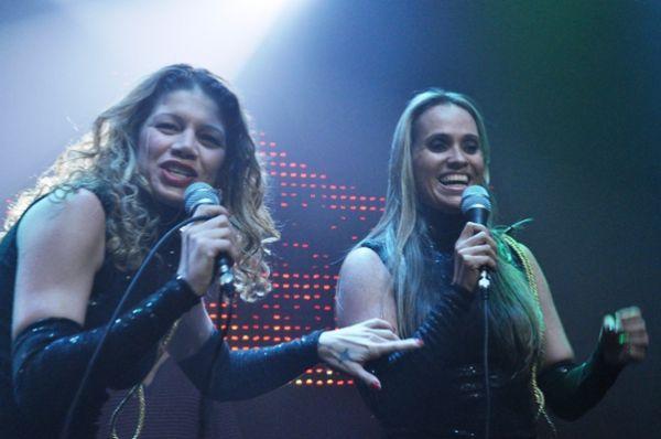 Ex-paquitas da Xuxa fazem show em boate gay de Salvador
