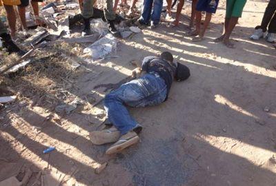 Jovem é encontrado morto com três tiros em Floriano