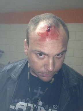 Latino relata agressão de PMs a sua equipe antes de show em MG
