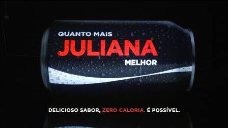 Coca-cola vai estampar rótulos com 150 nomes comuns entre jovens