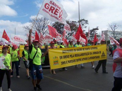 Por excesso de pedidos, governo cancela reuniões com grevistas