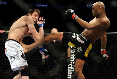 Anderson Silva x Chael Sonnen: a maior rivalidade da história do UFC