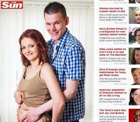 Mulher reconstrói vida após ser estuprada pelo irmão e se tornar a grávida mais nova da Inglaterra