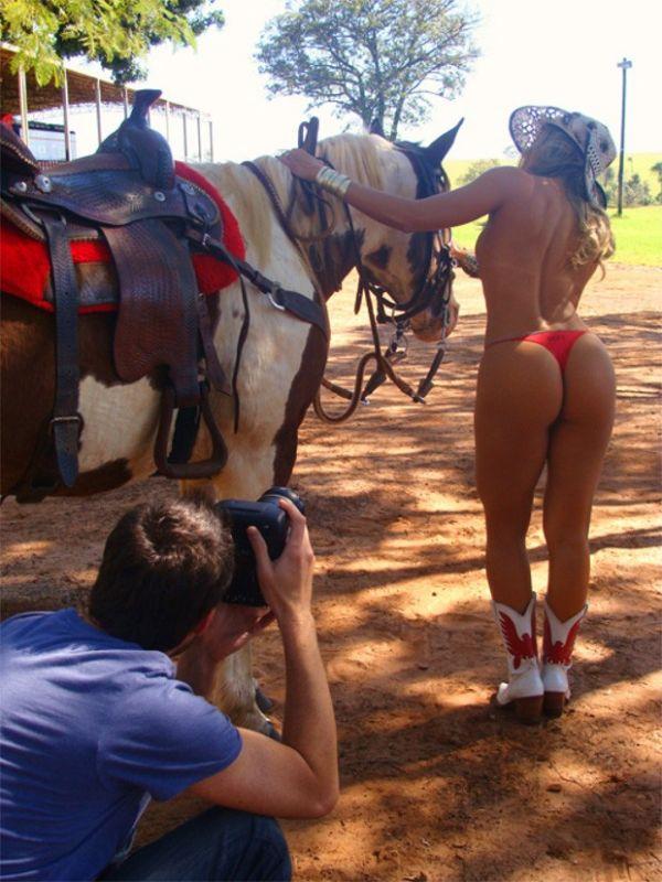 Veja novas fotos do ensaio nu da ex-BBB Fabiana para Sexy
