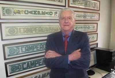 Presidente do Palmeiras troca tapas com conselheiro e clima esquenta