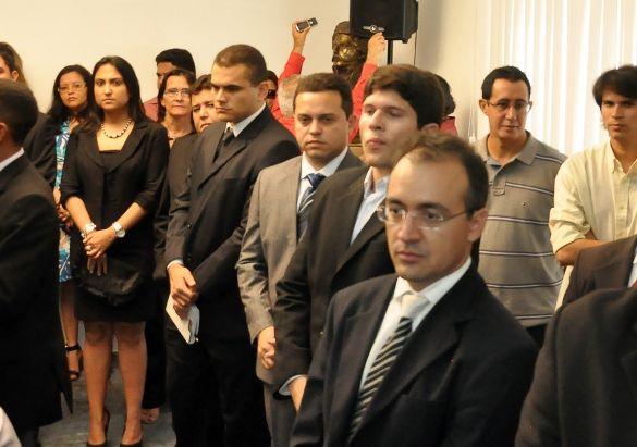 Wilson nomeia 30 agentes penitenciários e 10 delegados