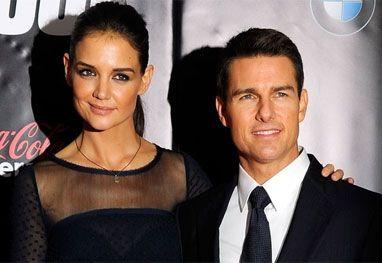 Katie Holmes teria descoberto traição de Tom Cruise