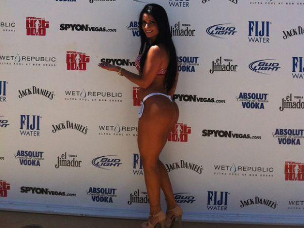 Nos EUA, Dani Sperle é selecionada em concurso de