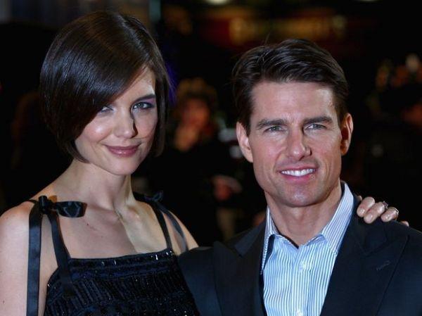 Tom Cruise e Katie Holmes buscam acordo para divórcio